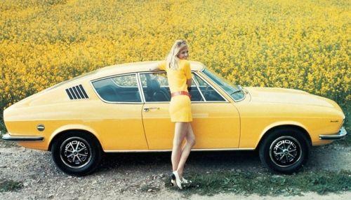 1969 Audi 100 Coupe S Audi Coupe