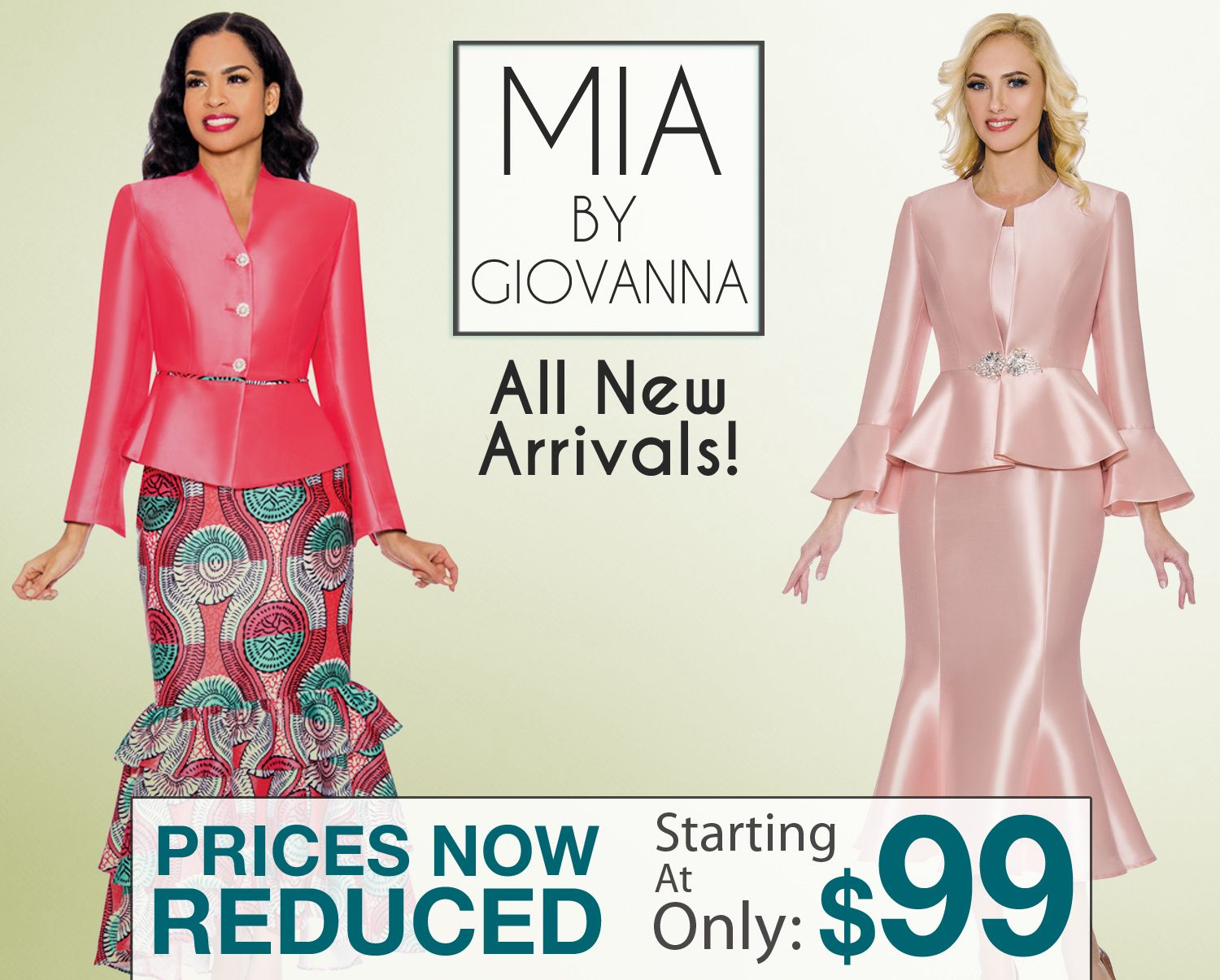 c572649ac4a All Mia By Giovanna Church Suits Spring And Summer 2019