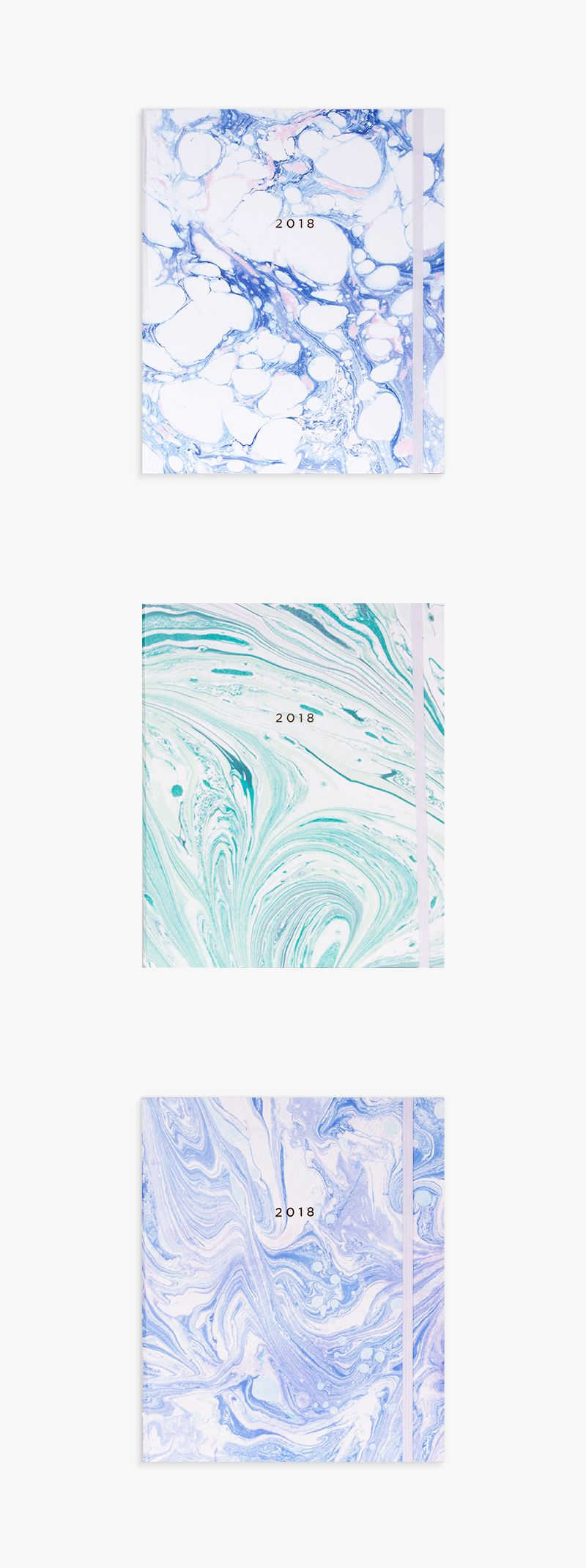 Wedding decorations accessories december 2018 m marble planner blue moon sold out  Weekly planner Blue moon