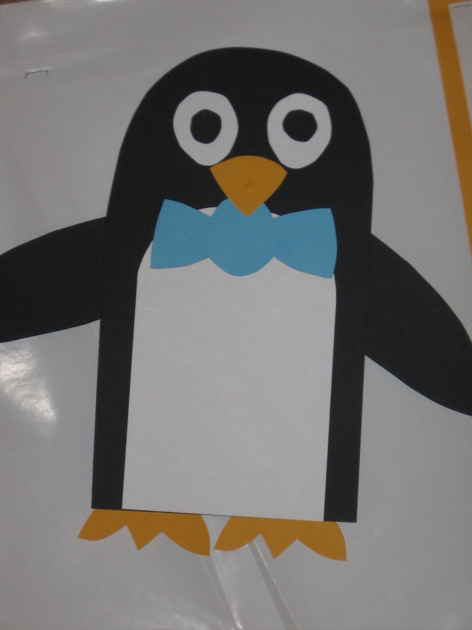 Penguins Made To Go With Helen Lester S Tacky Books