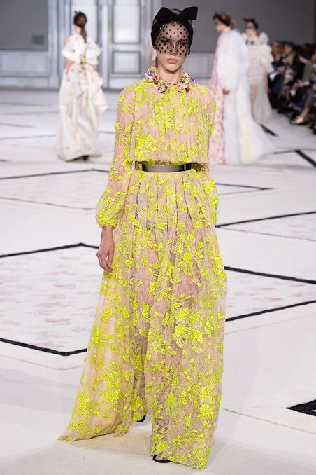 Giambattista Valli, Look #32