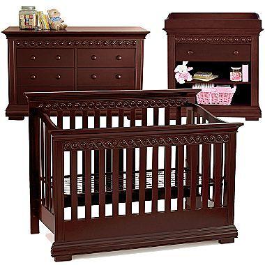 Savanna Espresso 3-pc. Morgan Baby Furniture Set - jcpenney | Baby ...