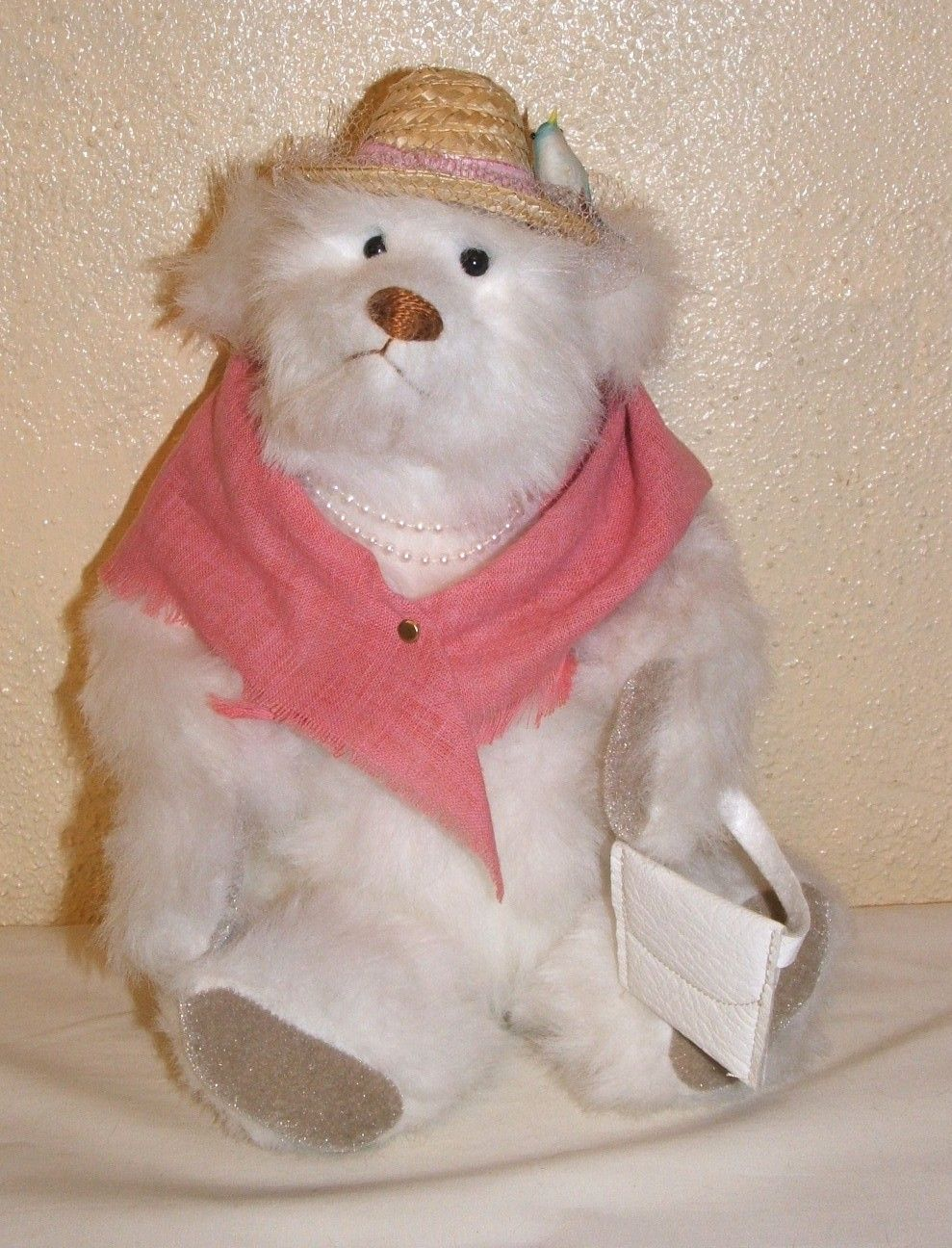 Aunt Martha - Bearly There - really reminds me of my late Aunt Martha
