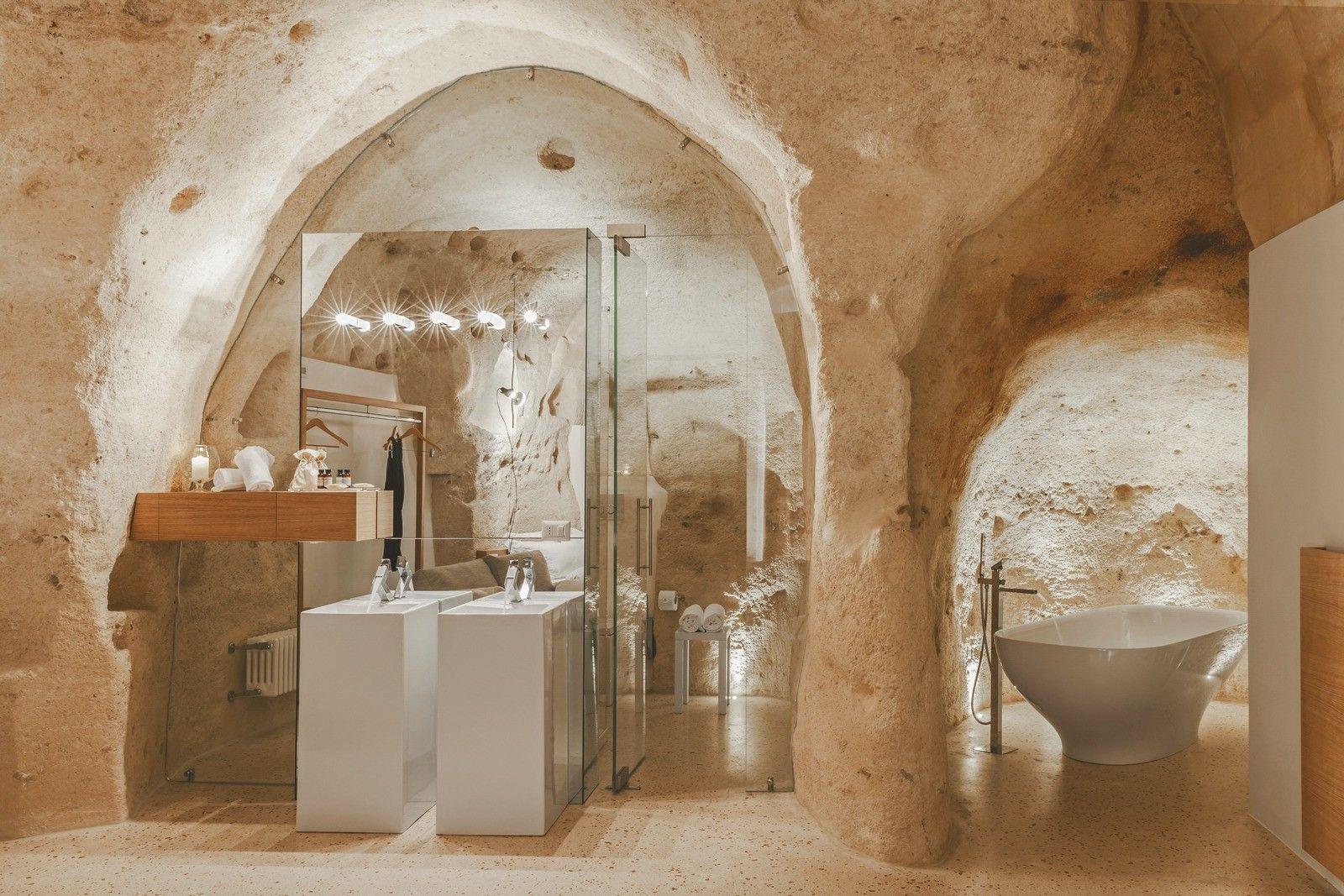 ARCHITECTURE Du0027INTERIEUR: Le Style Homme Des Cavernes