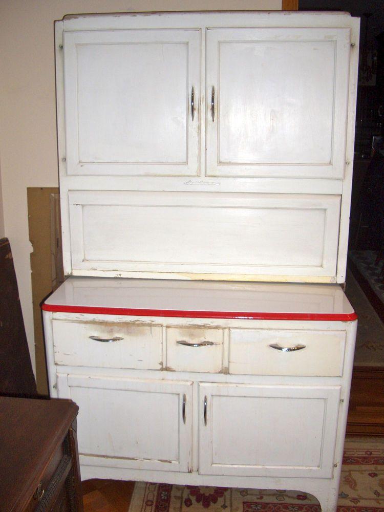 Pair of Hoosier Cabinet Mounting Brackets sellers antique vintage furniture