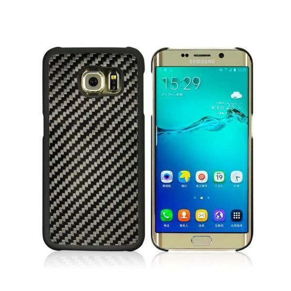 458abae42 Samsung Galaxy S6 Edge Carbon Fiber Phone Case   Products   Phone ...