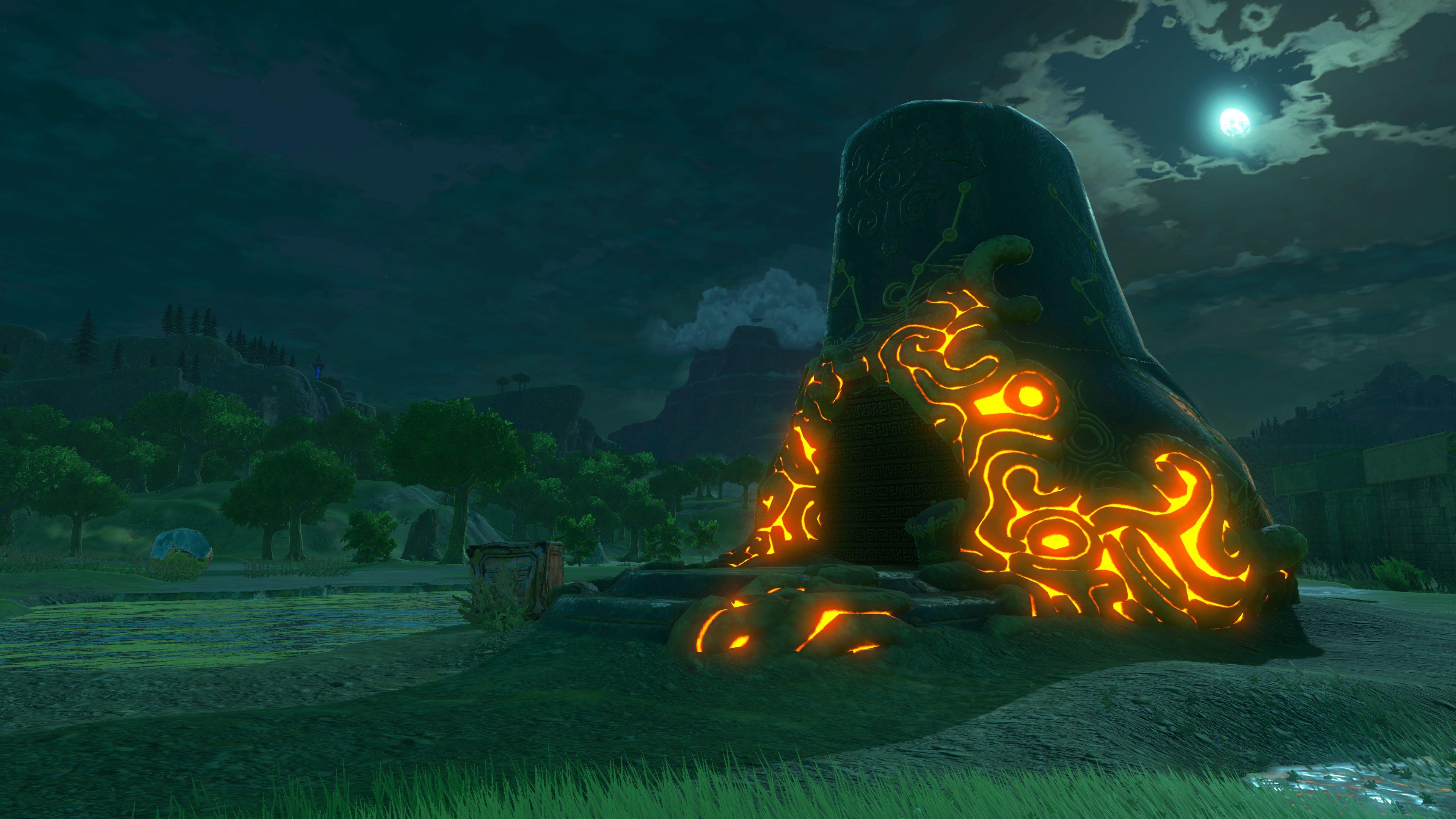 The Legend Of Zelda Breath Of The Wild Wallpaper Pack Zelda