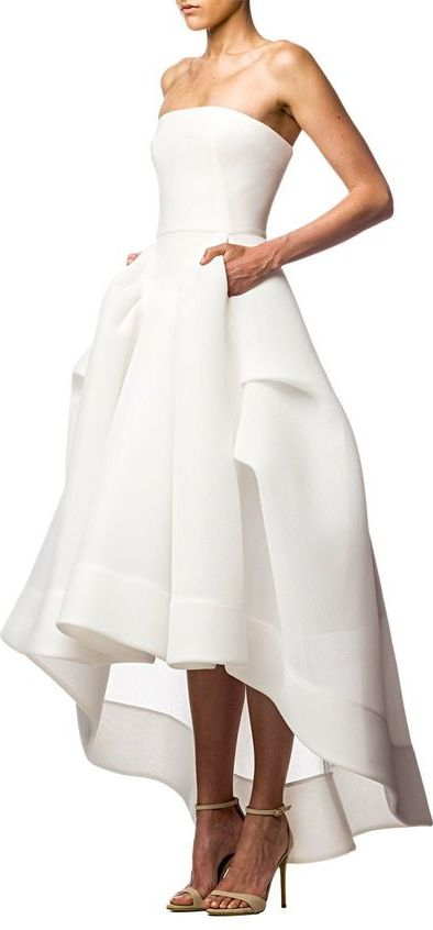 Toni Maticevski, Thorax Gown, Size 10 | Gowns, Wedding dress and Wedding