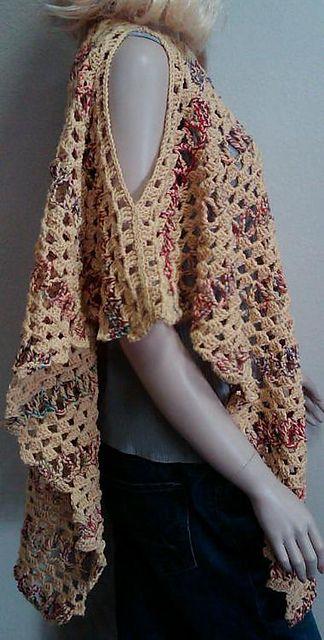 Zandra pattern by Cheri Esper