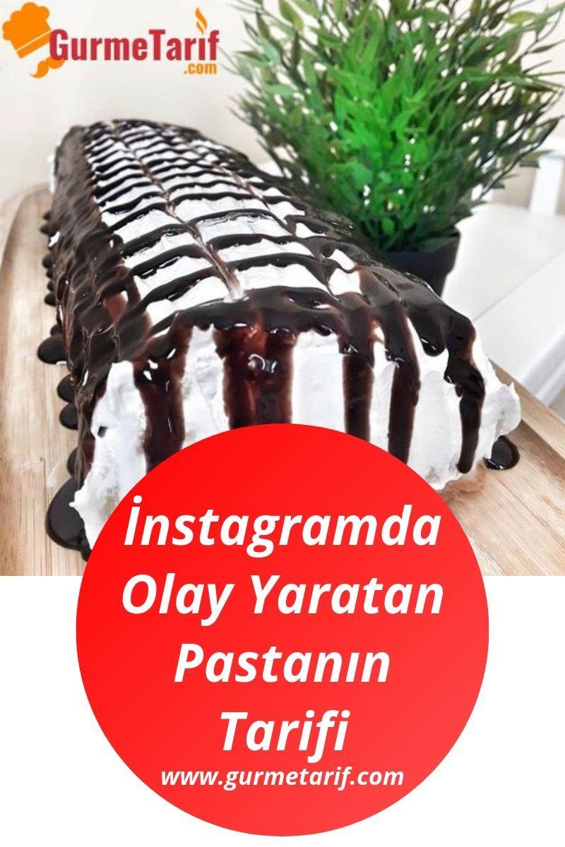 İnstagramda Olay Yaratan Pastanın Tarifini Bulduk #kuchenkekse