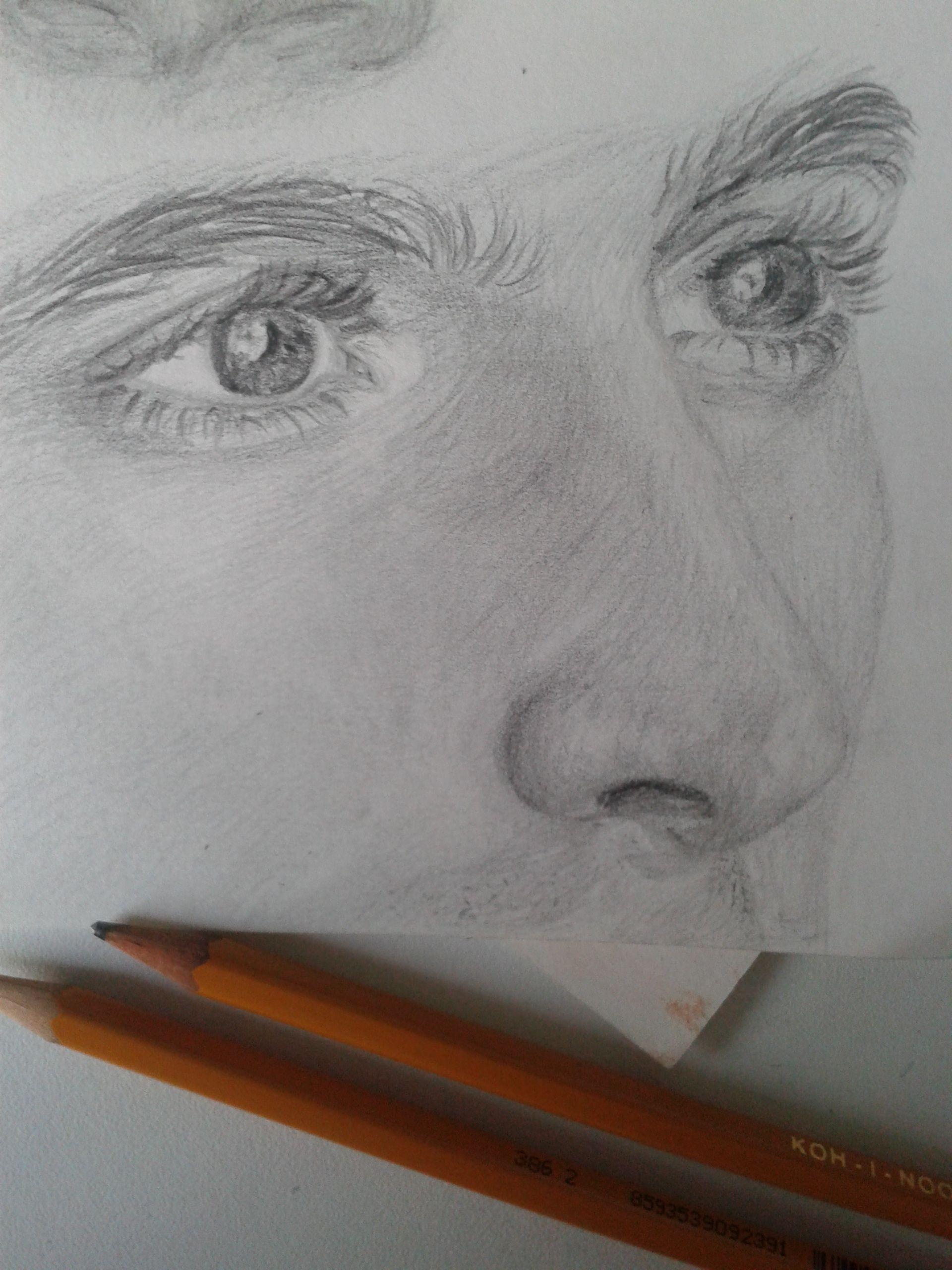 Quick sketch of max irons draw drawing art artist pencil color colors paper love pasion face man men hot cute boy made by me