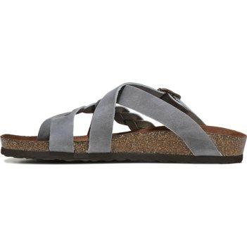 Women S Hansen Leather Footbed Sandal Footbed Sandals