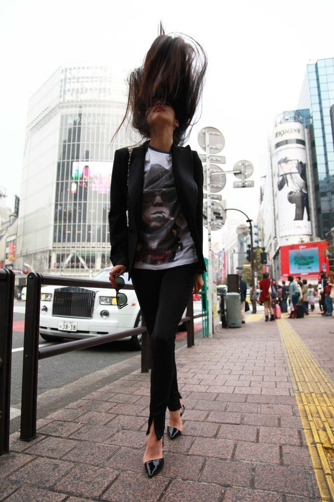 head bang- in Tokyo ^^