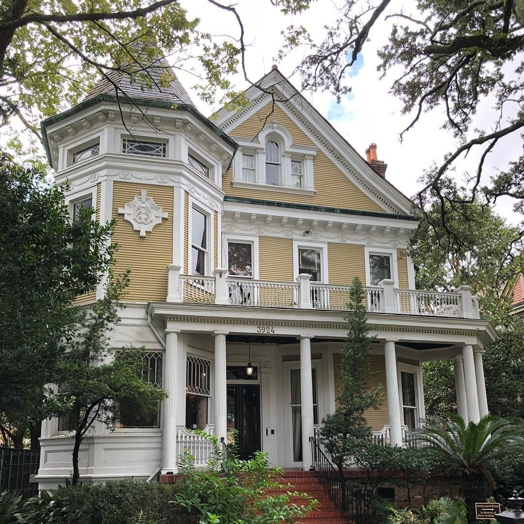 Victorian Homes, New Orleans