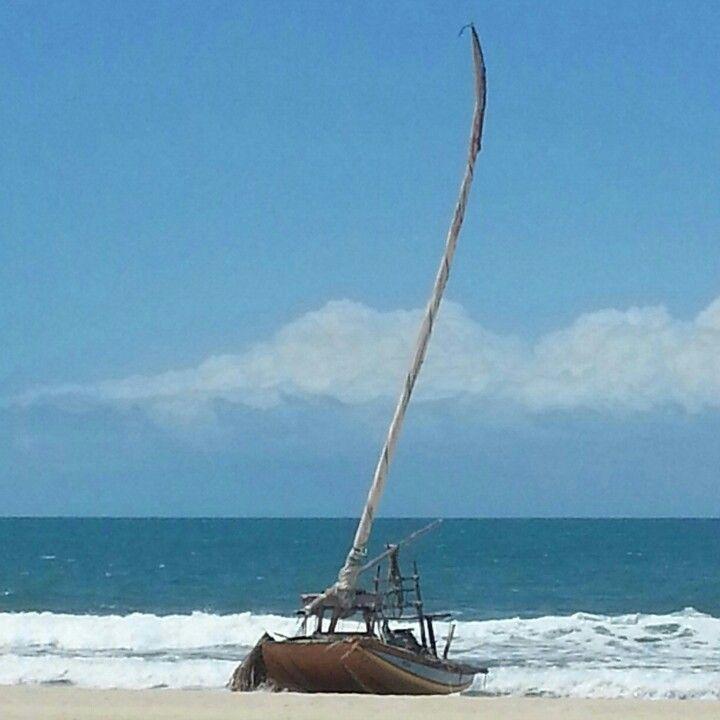 Praia de Uruaú - Ceará - Brasil