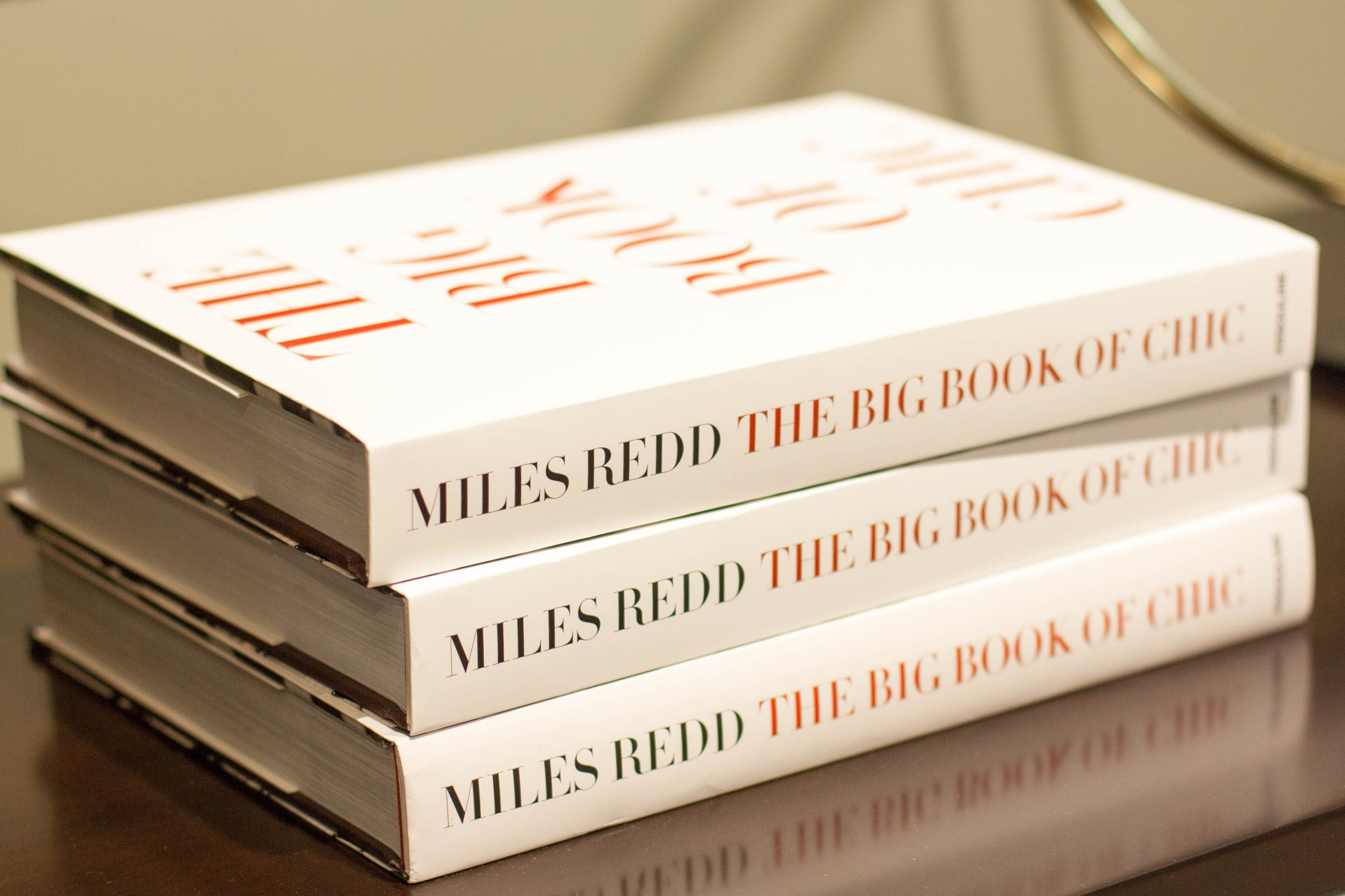Miles Rudd The Big Book Of Chic Coffee Table Book Chic Coffee Table Buying Furniture Big Book