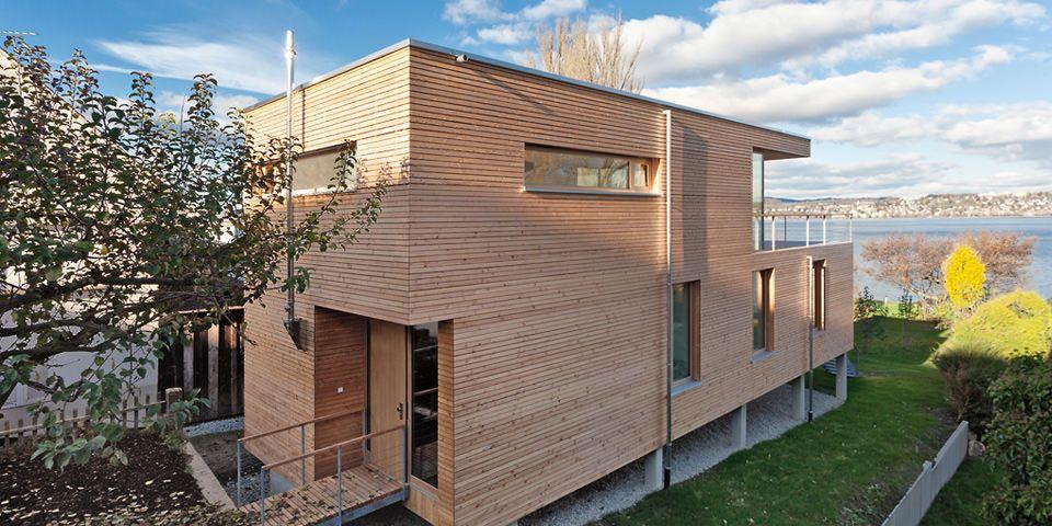 Haus Huber · SCHWARZWÄLDER · design zieht ein Haus auf