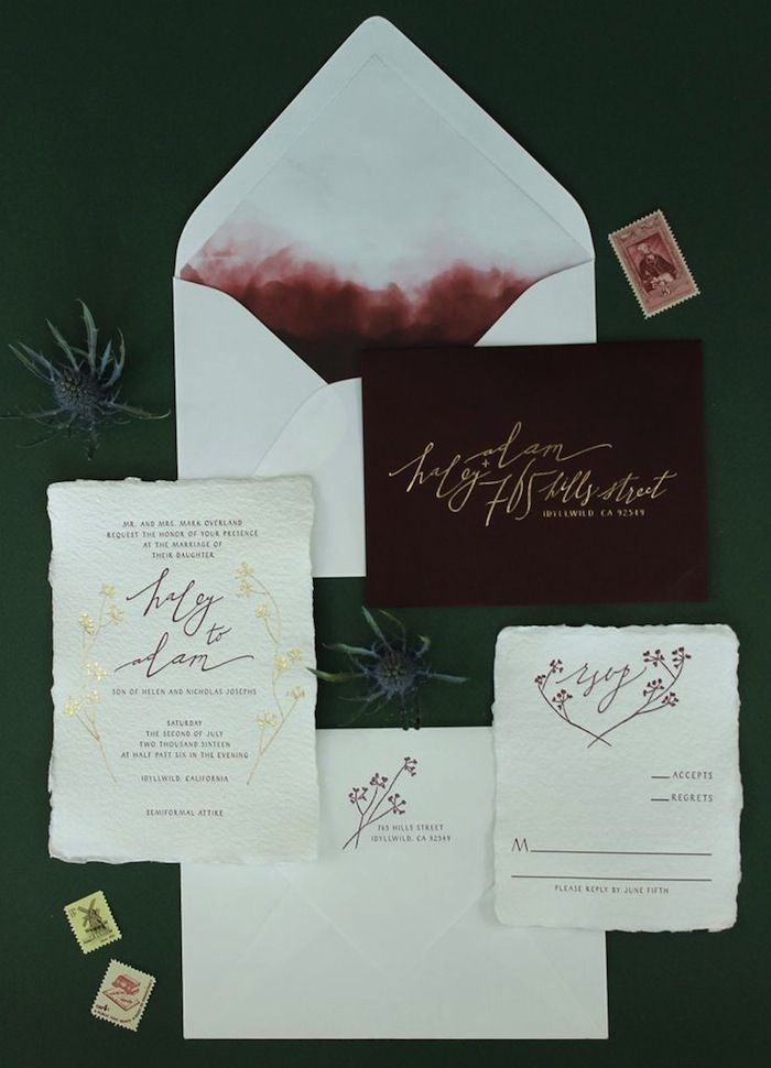 You Can Probably Expect Some Professional Advice On Wedding Invitation Wording If Re Working With A Custom Designer