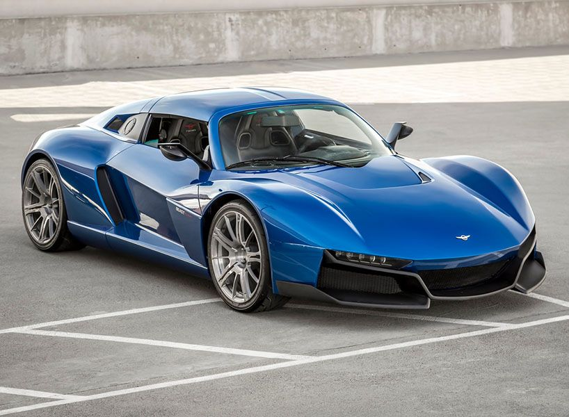 Rezvani Beast Alpha Supercar S Sidewinder Doors Slide Out