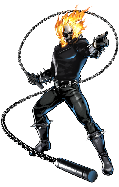 Image On Ghost Rider Page Ghost Rider Ghost Rider Marvel Marvel Vs Capcom