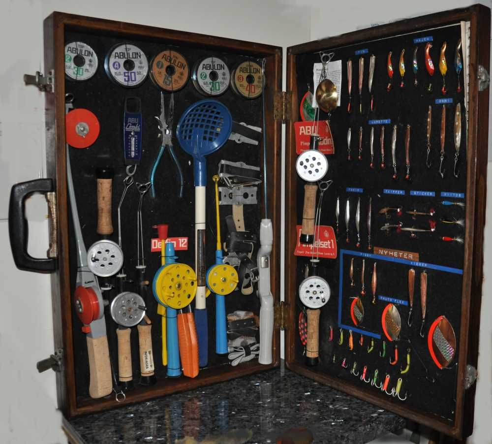 Photo of ice fishing equipment google search ice for Ice fishing tackle