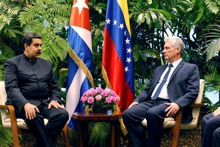Underlining alliance, Venezuela's Maduro visits new Cuban leader #cubanleader #Venezuelas #Maduro visits new #Cuban leader... #cubanleader Underlining alliance, Venezuela's Maduro visits new Cuban leader #cubanleader #Venezuelas #Maduro visits new #Cuban leader... #cubanleader
