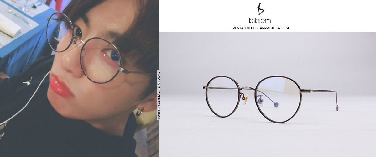 a776bf81 JUNGKOOK #BTS 170507 #JUNGKOOK #정국 #방탄소년단 BIBIEM - PESTALO01 C3 glasses pic. twitter.com/bKN9X7Lu62