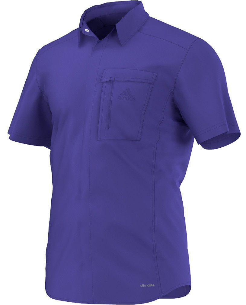 Hiking Wick Short Sleeve Shirt by adidas Sport Performance