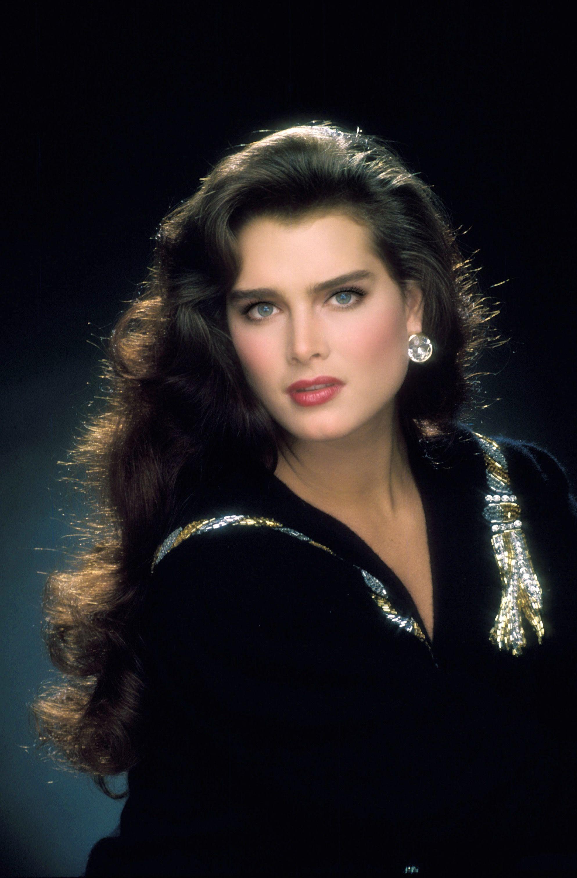 Brooke Shields Legend Decades In 1980 49