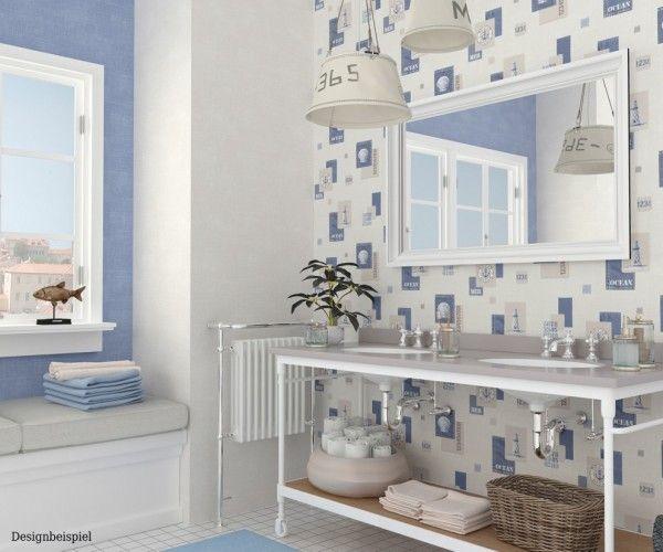 Badezimmer Tapeten Gunstig Online Kaufen Badezimmer Tapete Tapeten Badezimmer