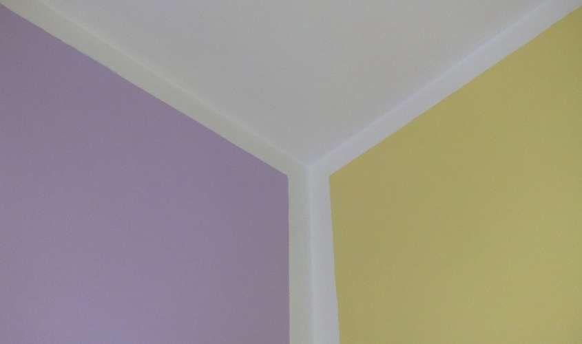 Pareti A Strisce Lilla : Abbinamenti colori pareti abbinamento lilla e giallo pareti casa