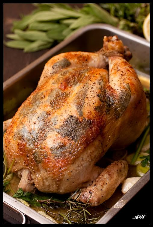 Курица травами для Карлика-Носа  Chicken with herbs for Dwarf Nosy  http://gotovim-vmeste.livejournal.com/127271.html