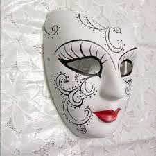 Resultado de imagen para mascaras de yeso pintadas (With images ...