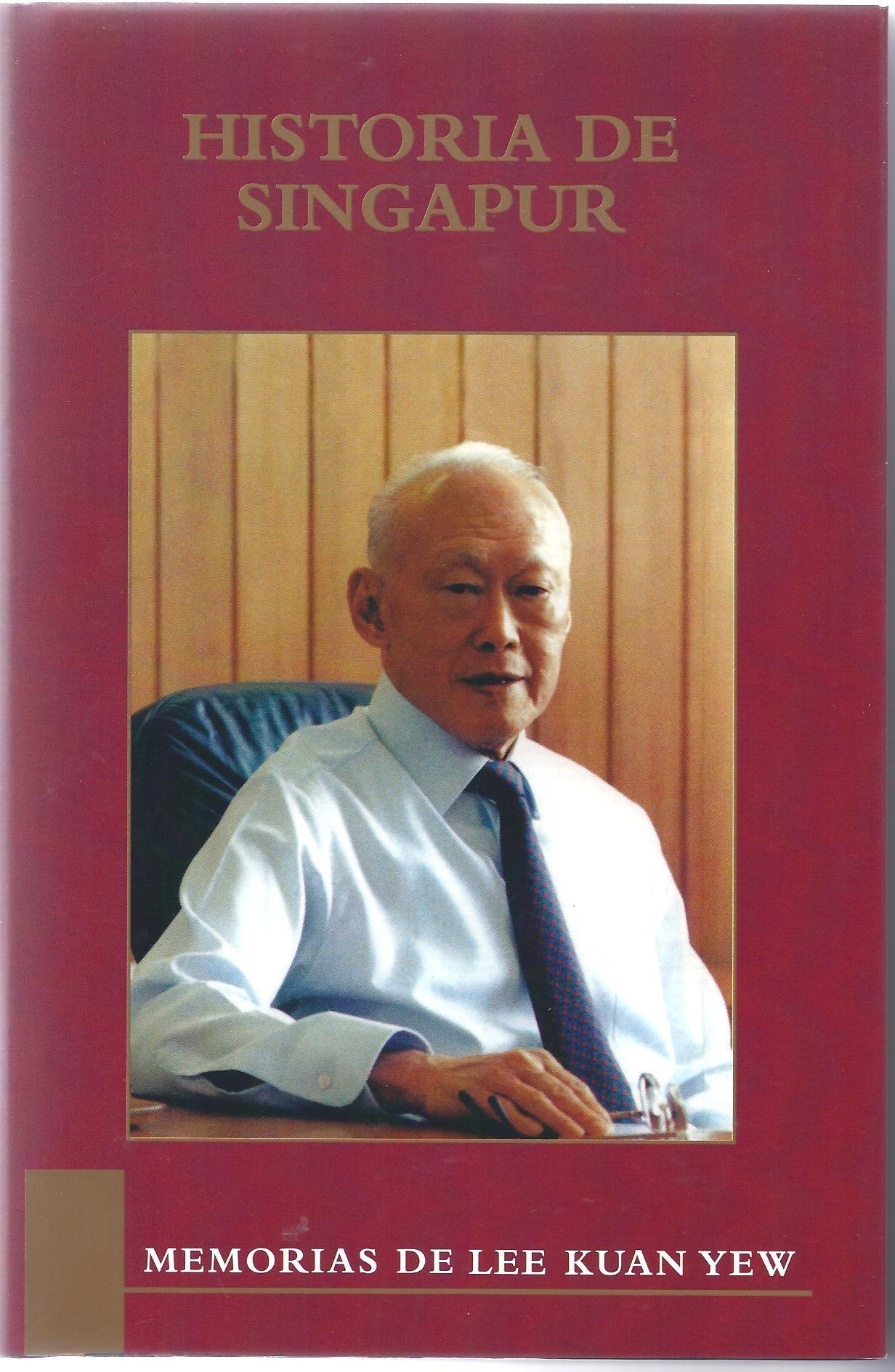Memorias de Lee Kuan Yew