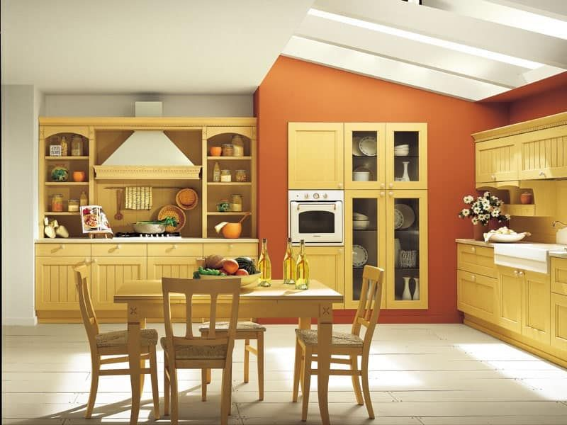 Yellow And Orange Kitchen Ideas Part - 26: Yellow And Orange Kitchen | Mustard Yellow And Orange | Kitchen Ideas |  Pinterest
