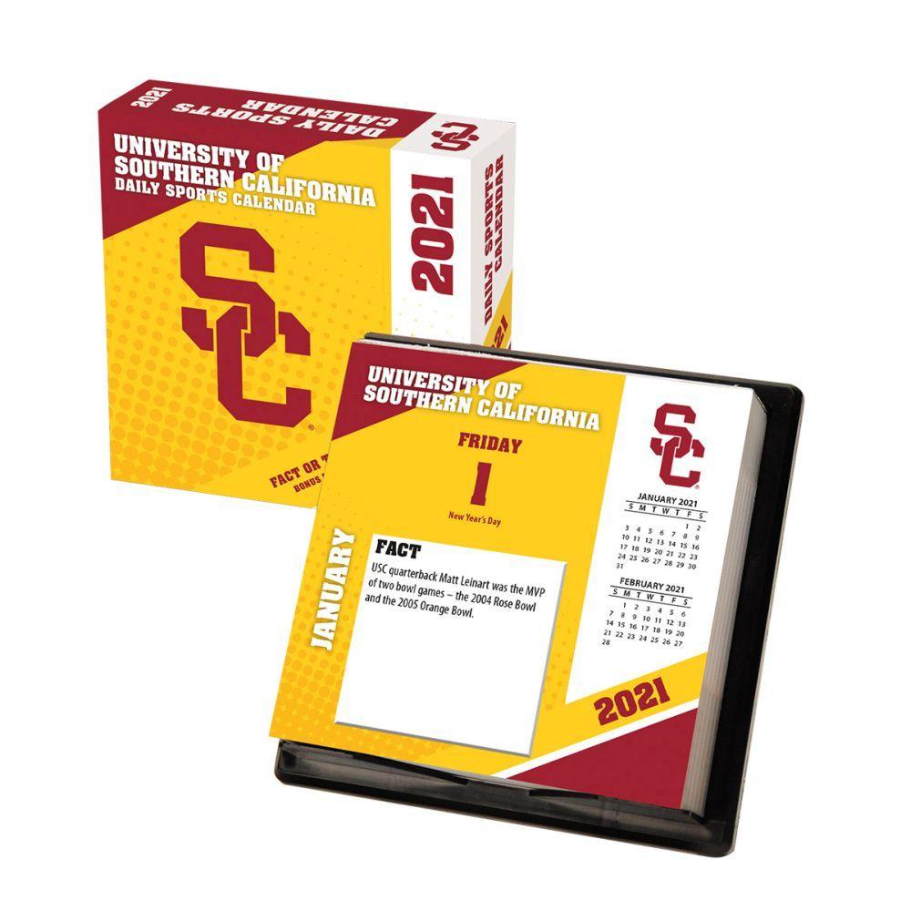 Usc Calendar 2021 2021 USC Trojans Boxed Calendars. Challenge your knowledge of USC