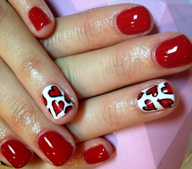 Fingernail Designs Cute Nail Designs Nail Designs 2014 Tumblr Step