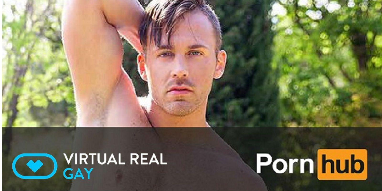 Virtual gay man
