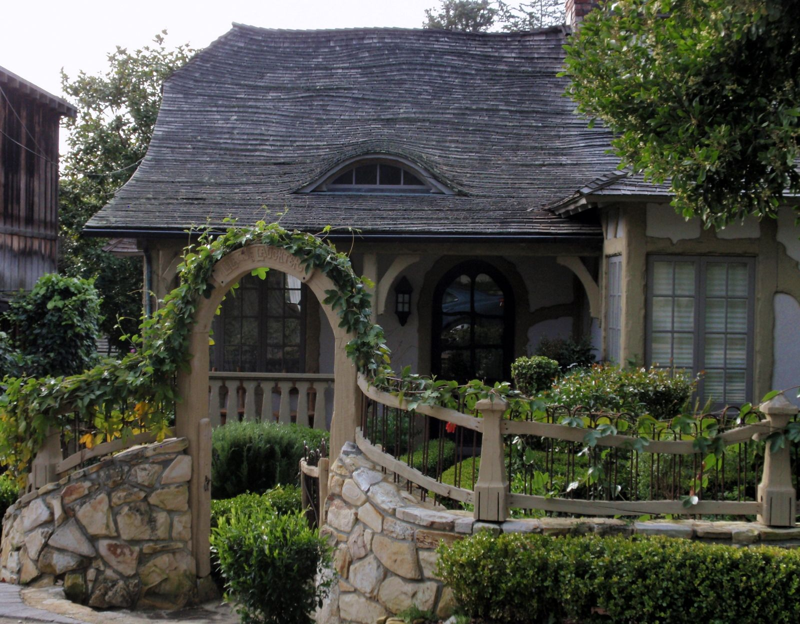 Cottage Style Gates And Fences Pure Cottage The