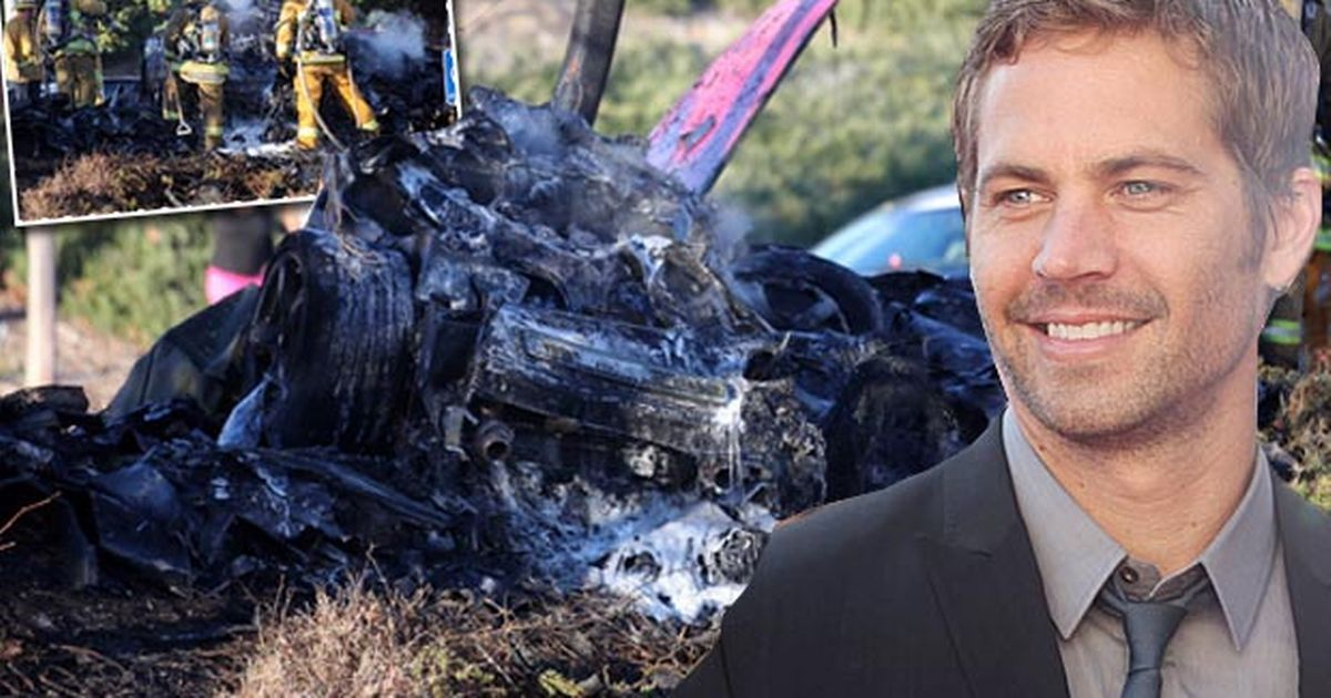 Paul Walker - Celebrity death scenes - Pictures - CBS News
