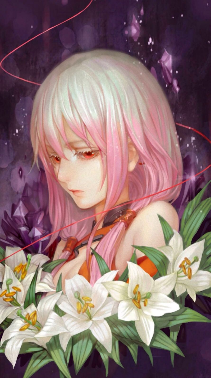 kawaii🌸love Foto landscape Pinterest Anime