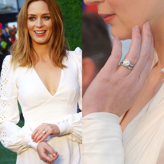 Check Out 60 Of The Best Celebrity Engagement Rings Celebrity