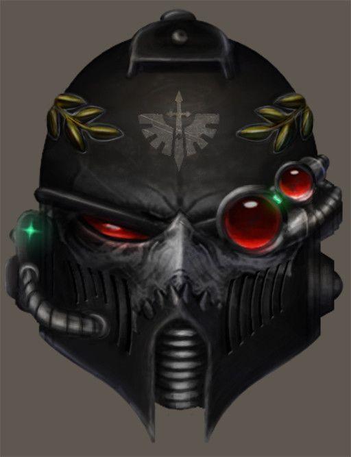 Wh40kart Image 42055 Dark Angels Helmet Imperium Michael Sobyak Space Marines Warhammer Warhammer 40k Space Marine