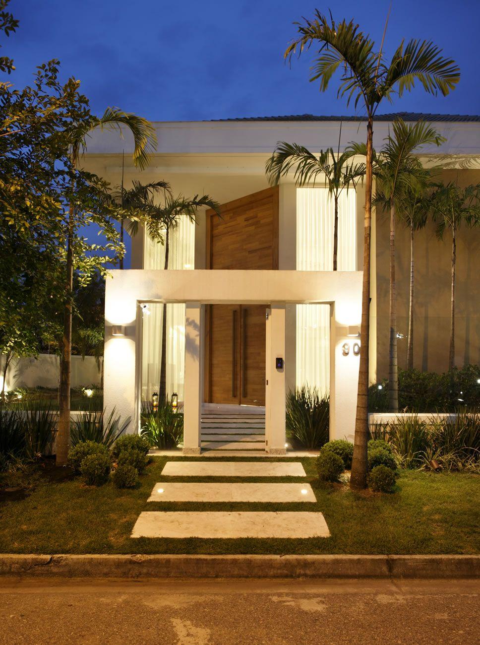 Decor salteado blog de decora o e arquitetura casa - Entradas de casas ...