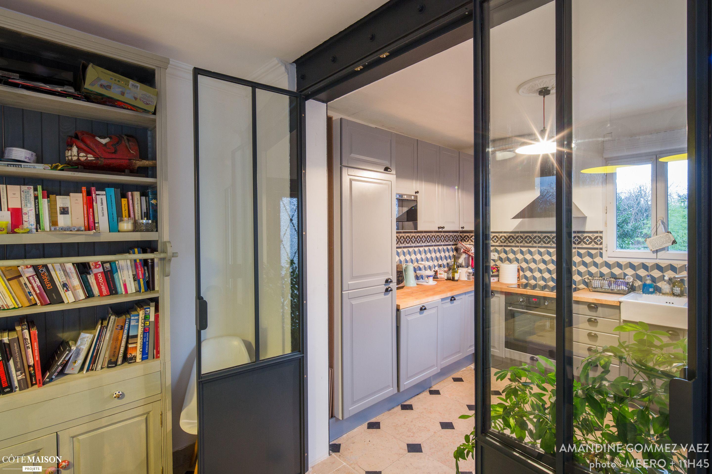 Rénovation d\'une maison de ville en banlieue parisienne ...