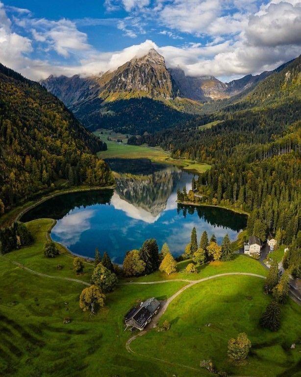 красивые места швейцарии картинки студии