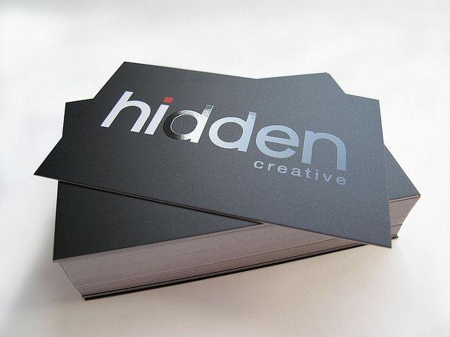 Hidden Creative Bus Card 6 Business Cards Collection Cool Business Cards Business Cards Creative