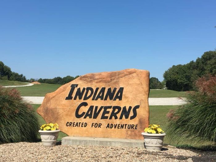 The Indiana Caverns Is One Of The Most Exciting Cave Systems To