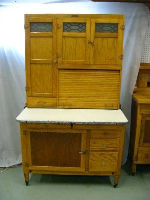 Bakers Cabinet with Flour Bin | ... , Inc. Image 1 McDougall ...