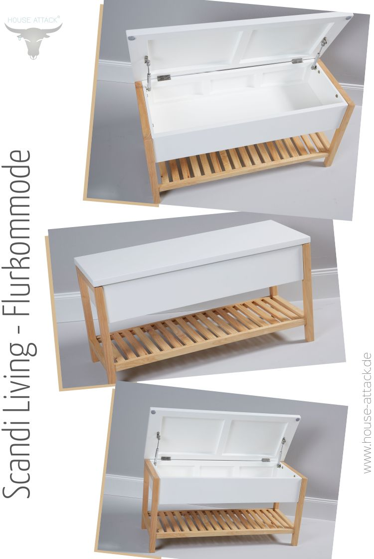 Lc Home Schuhablage Truhenbank 90 X 45 X 35 Cm Schuhregal Kommode